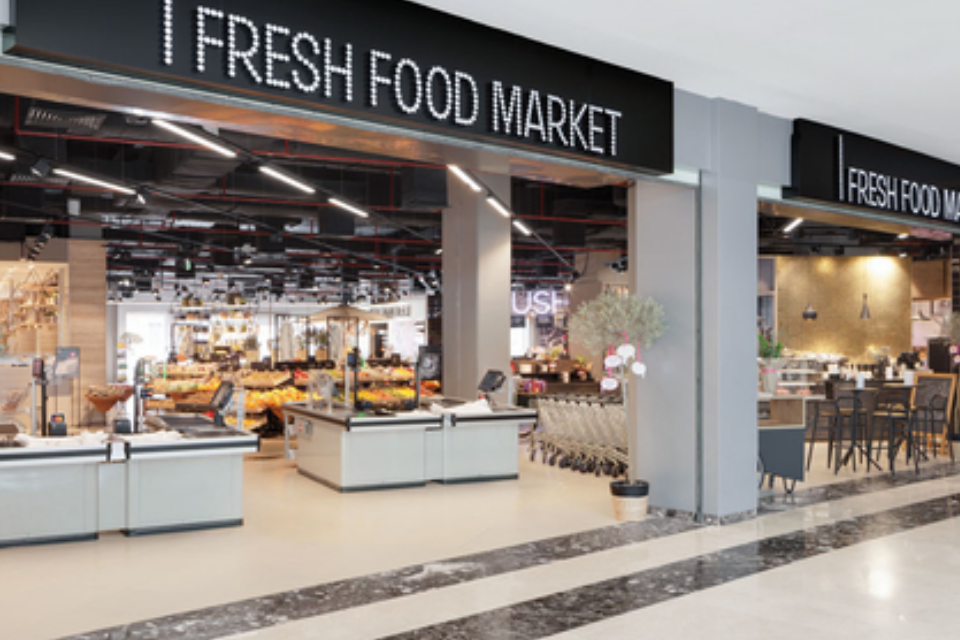 Fresh Food Markets & Deli's